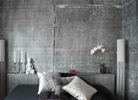 cement home decor ideas modern wallpaper patterns creating realistic concrete wall design