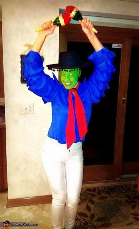 cuban pete  mask halloween costume