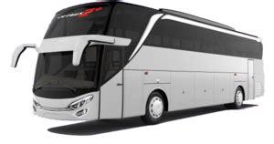 sewa bus pariwisata surabaya jawa timur harga murah