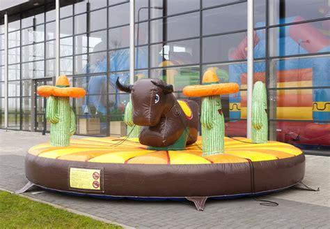 mini rodeo hinchable touro selvagem faroeste insufl 225 veis jb inflatable