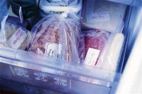 conservazione alimenti cotti congelare gli alimenti in modo sicuro