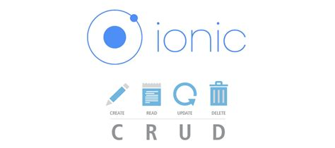 Tutorial Ionic Crud | jomendez there s a way to do it better find it