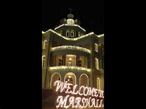 marshall tx christmas lights display marshall tx lights