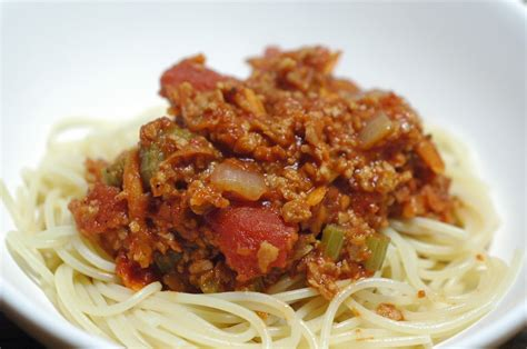 best spag bol recipe the best vegan spaghetti bolognese the everyday