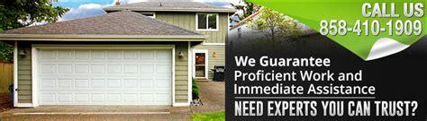 Garage Door Repair Hemet Ca by Garage Door Repair Valley Ca 858 410 1909 Same