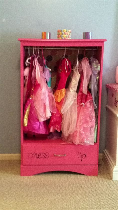 girls dress up armoire armoires repurposed and little girls on pinterest