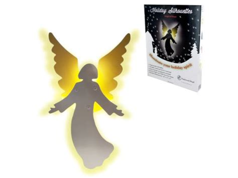 light up christmas packages seasonal buy more save 12 packages of holiday angel light