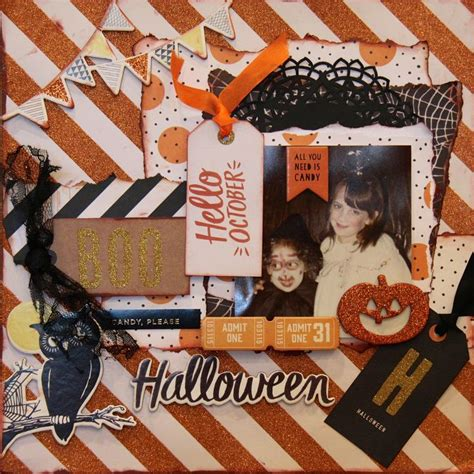 Disney Idea Book Scrapbooking And Crafting Ideas this scrapbook page layout done with american craft crate