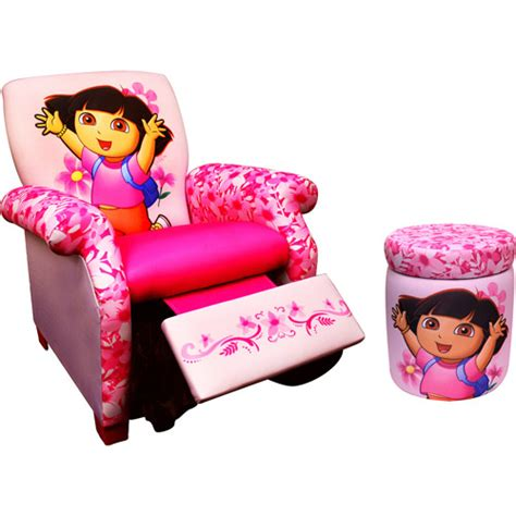 dora recliner dora recliner and storage ottoman bundle walmart com