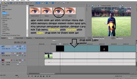 tutorial edit video di sony vegas instalasi sony vegas pro 9 0 dan tutorial tutorial editing