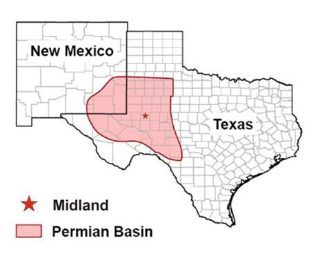 permian basin texas map askcabot recap marcellus shale and permian basin well said