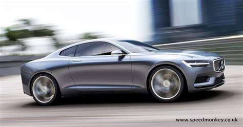 speedmonkey volvo concept coupe   p