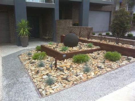 74 best modern rock gardens images on garden