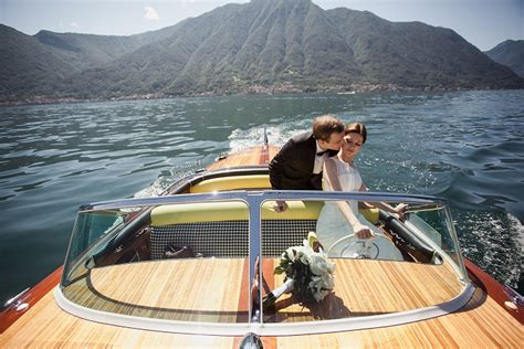 Wedding On A Boat by Wedding Boats Lake Como Weddings And Events