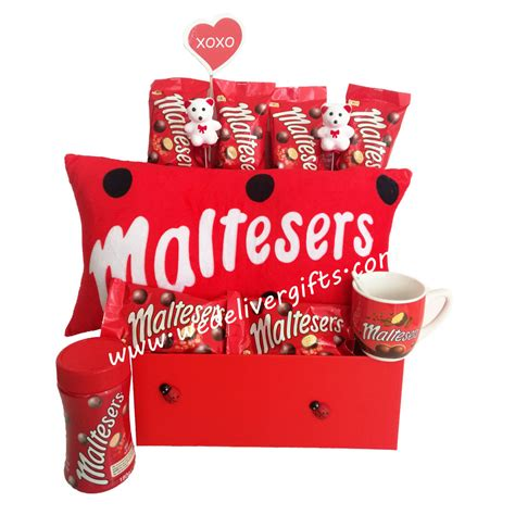 maltesers chocolate gift box wedelivergifts