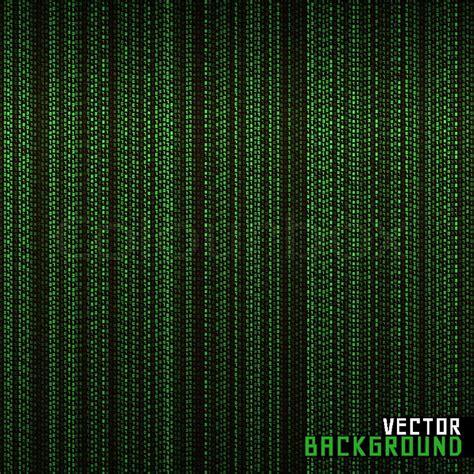 svg pattern matrix vector illustration matrix background stock vector