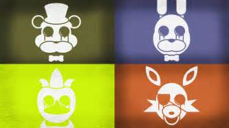 Five nights at freddy s portrait print by teenage brautwurst on