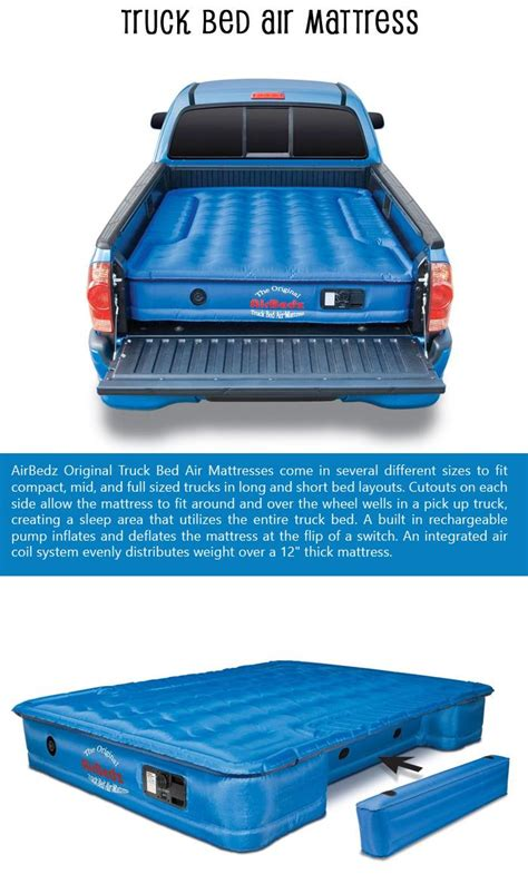 air bed for truck simple ideas that are borderline genius 10 products