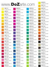 color conversion hks color conversion