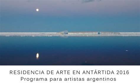 programa de artistas programas del departamento de arte residencia de arte en ant 193 rtida