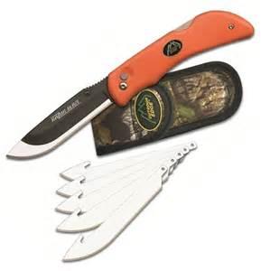 Kitchen Craft Knives Outdoor Edge Razor Blaze Folding Knife