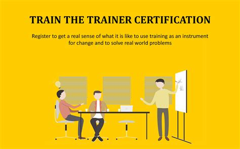 trainer certification upcoming events the trainer certification bangalore the