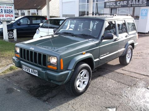 for sale uk for sale jeep 4 0 classic automatic 4x4 a c