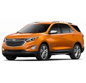 2018 Chevy Equinox Paint Color Options