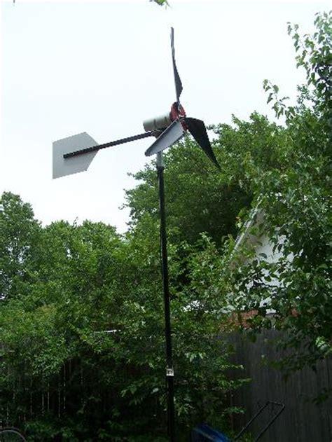 backyard windmill generator how i built a wind generator in my backyard for 150 part 3