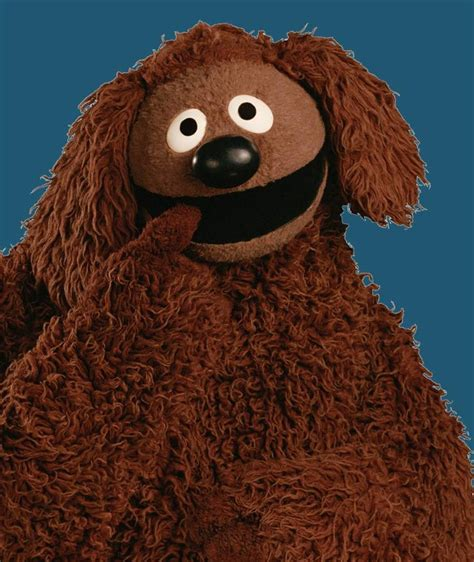 rowlf the rowlf the from the muppets dorri olds