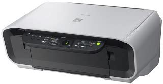 Printer Canon Bali paradise of bali reset waste ink canon mp160 and mp145
