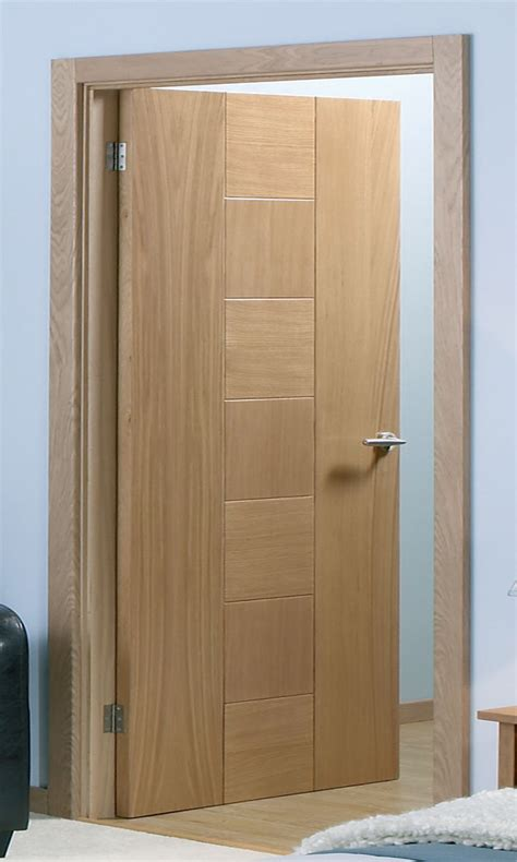 Manufactured Home Interior Doors catalonia pre finished oak internal door