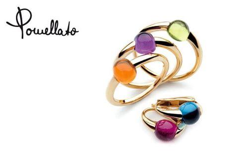 gioielli pomellato pomellato bracciali orecchini anelli e collane 100