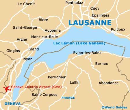 lausanne city map lausanne travel guide and tourist information lausanne
