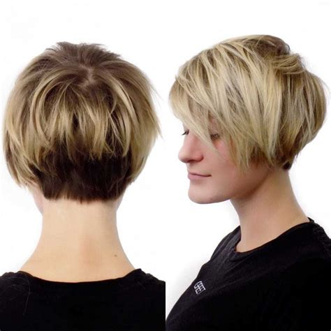 short hairstyles with razor cuts in the back short razor cut bob short short razor cuts hairstyles