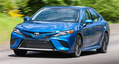 toyota us sales 2018 toyota camry detailed ahead of us sales launch