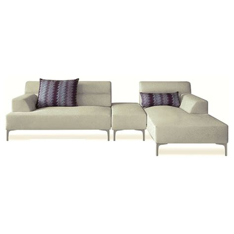 cream sectional with chaise manhattan sectional set cream fabric right facing