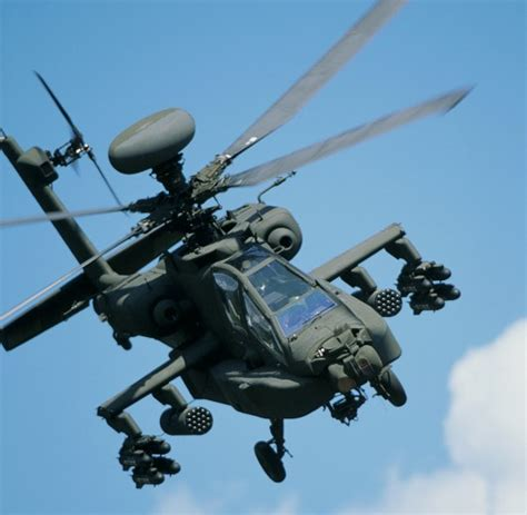 Helicopter Apache Combat Ah 64d Apache Combat Helicopter Gets Upgraded