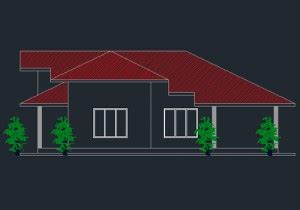 house design free no download single story three bedroom house plan free downlod