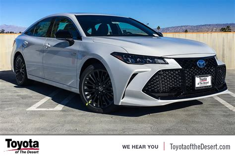 2019 toyota avalon xse new 2019 toyota avalon hybrid xse 4dr car in cathedral