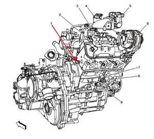 Pontiac Location Pontiac Torrent Questions Ect Sensor Location In A 2008