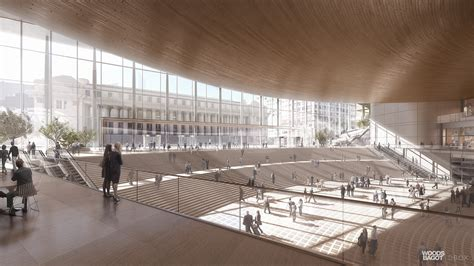 Square Garden Penn Station by State Forward With Penn Station Renovations
