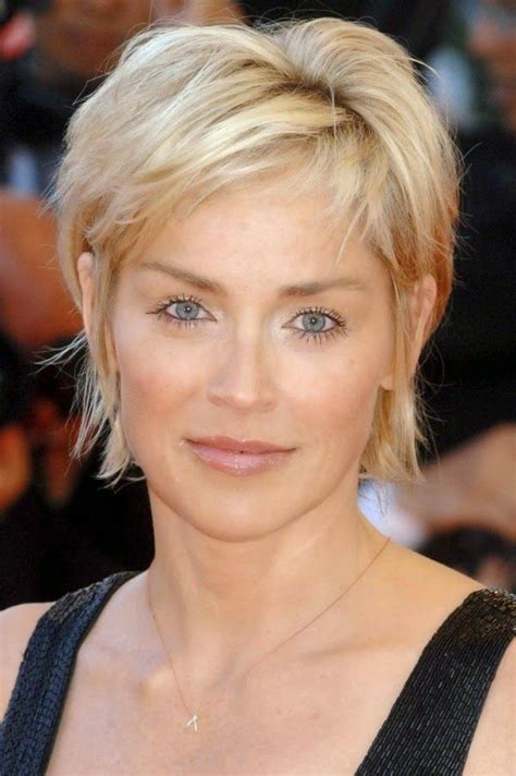 puxie hair of 50 ye old celrbrities best 25 sharon stone hairstyles ideas on pinterest