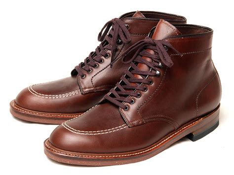 indy boat mart alden indy boot with commando soles maketh the man