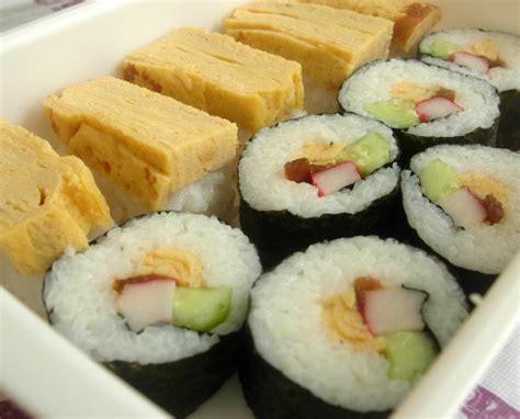 Sushi Tamago Roll Tamago Yaki Sushi Omelette Recipe Genius Kitchen