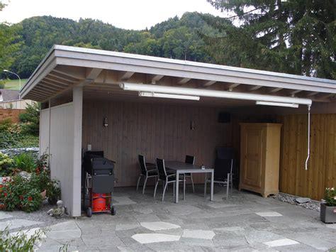 offenes gartenhaus neubauten