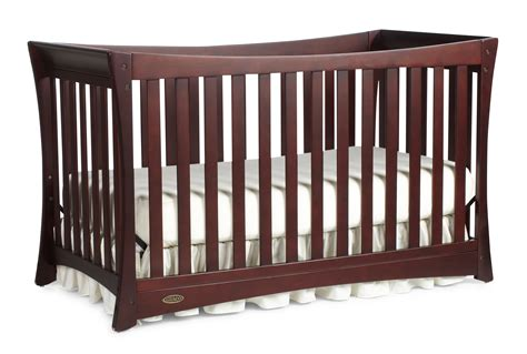 Graco Convertible Crib Replacement Parts Graco Tatum 4 In 1 Convertible Crib Espresso Baby Baby Furniture Cribs