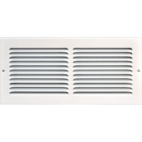 Diskon Rag Return Grill speedi grille 14 in x 6 in return air vent grille white with fixed blades sg 146 rag the