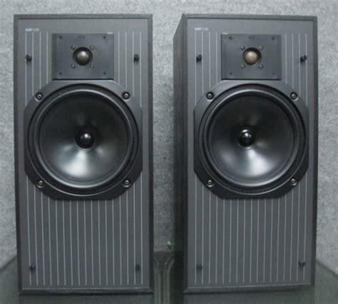 kef c30 bookshelf speakers review test price