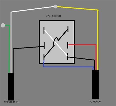 4 wire ac motor wiring diagram electric motor wiring diagram fuse box and wiring diagram